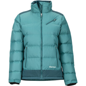 Marmot W's Sling Shot Jacket Patina Green/Deep Teal